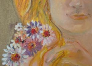 Detail Image for art Mother Nature with Daisies