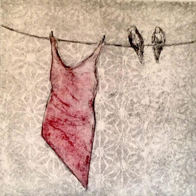 Art: Avant La Nuit by Artist Aylan N. Couchie