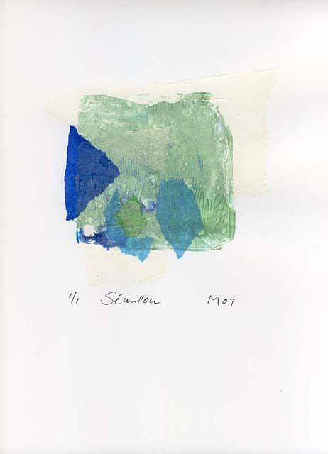Art: Sémillon by Artist Gabriele Maurus