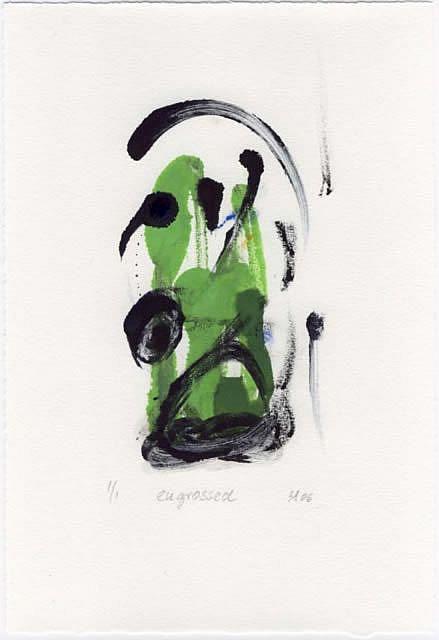Art: engrossed by Artist Gabriele Maurus