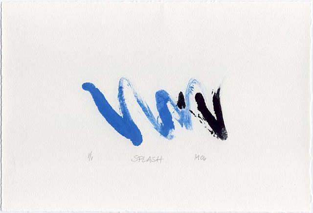 Art: SPLASH by Artist Gabriele Maurus