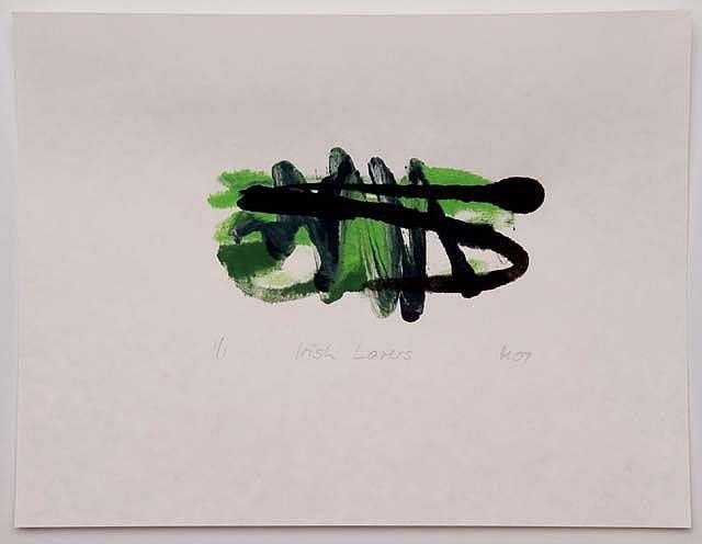 Art: Irish Lovers by Artist Gabriele Maurus