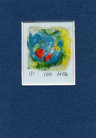 Art: Print 102 by Artist Gabriele Maurus