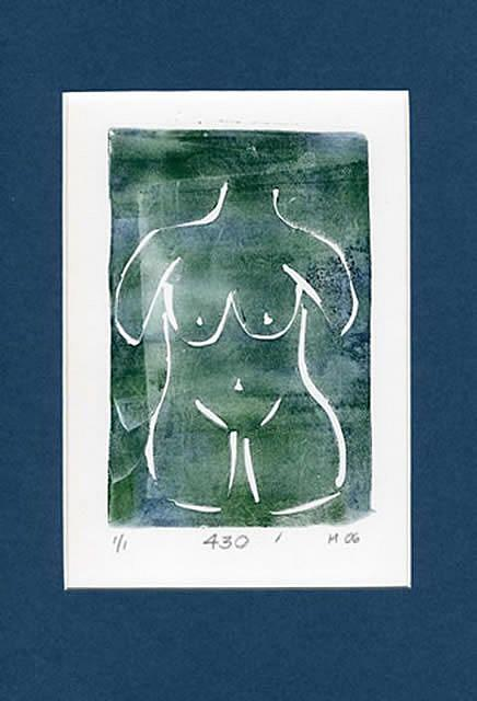 Art: Print 430 by Artist Gabriele Maurus