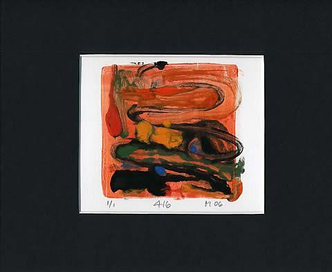 Art: Print 416 by Artist Gabriele Maurus