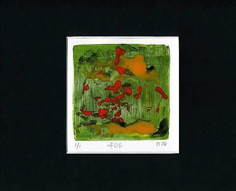Art: Print 406 by Artist Gabriele Maurus