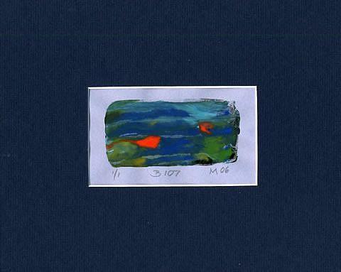 Art: Print B107 by Artist Gabriele Maurus