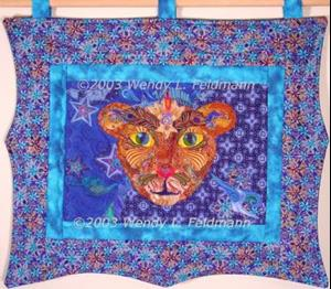 Detail Image for art The Cosmic Lion