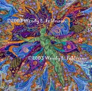 Detail Image for art The Galaxy Faerie