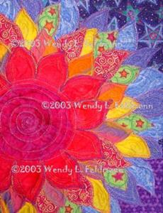 Detail Image for art The Birth Lotus