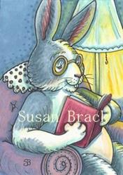 Art: TALES OF PETER COTTON TAIL by Artist Susan Brack
