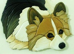 Detail Image for art  CORGI :FLUFF BALL