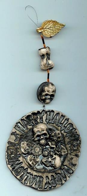 Art: Bones by Artist Deborah Sprague