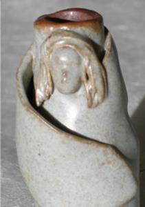Detail Image for art Face Vase