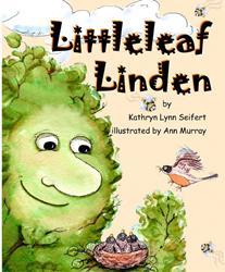 Art: Children's Book Littleleaf Linden by Artist Ann Murray