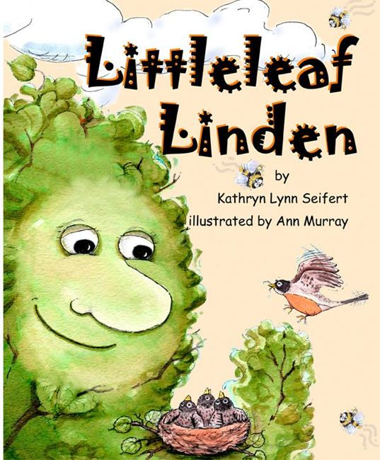 Art: Children's Book Littleleaf Linden by Artist Ann Murray