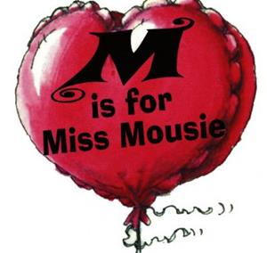 Detail Image for art M is for Miss Mousie