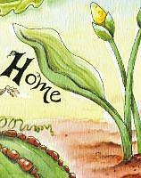 Detail Image for art Fairy Fairylet House #2: Home Sweet Home