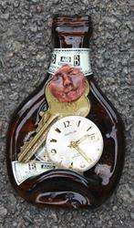 Art: flowing Time by Artist Deborah Sprague
