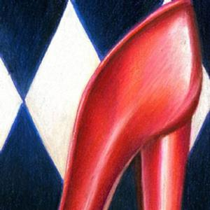 Detail Image for art Red Shoes Required