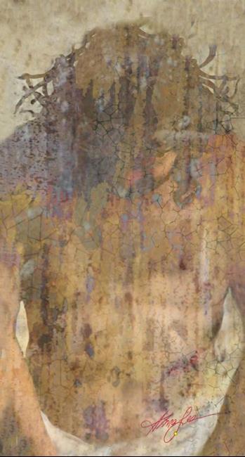 Art: The Last Vestige of Hope by Artist Alma Lee