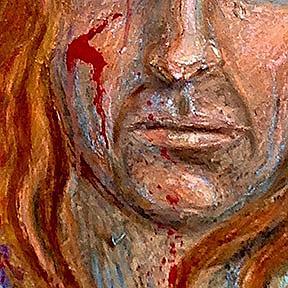 Detail Image for art Still He Sang Praise