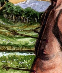 Detail Image for art Saint Sebastian