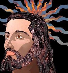 Detail Image for art Jesus