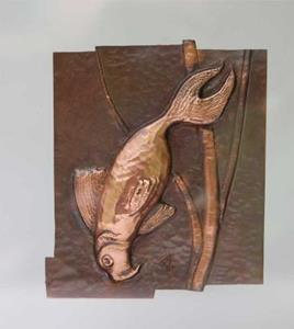Detail Image for art Rip 2006 - Holy Carp 2