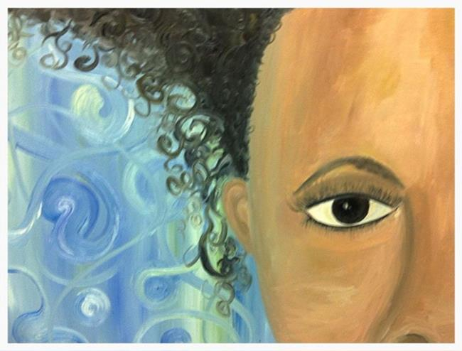 Art: curlysalon by Artist Karen Lynn Evans