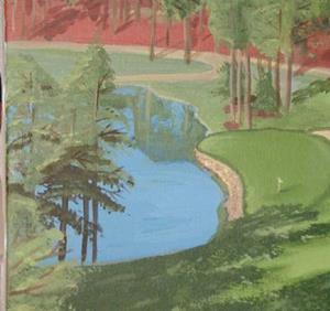 Detail Image for art Pinehurst #9