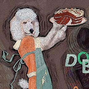 Detail Image for art Doggie Bag Cookbook