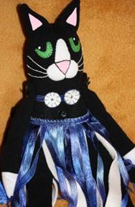 Detail Image for art S. Olga's Sock Kitty