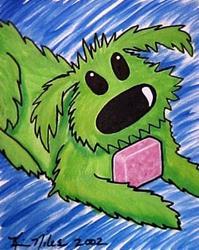 Art: Spammm! by Artist KiniArt