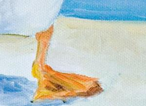 Detail Image for art A Ducks Life-sold