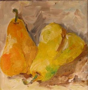 Detail Image for art Two Pears