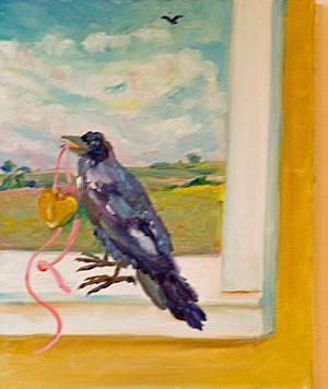 Art: Stolen Love-sold by Artist Delilah Smith