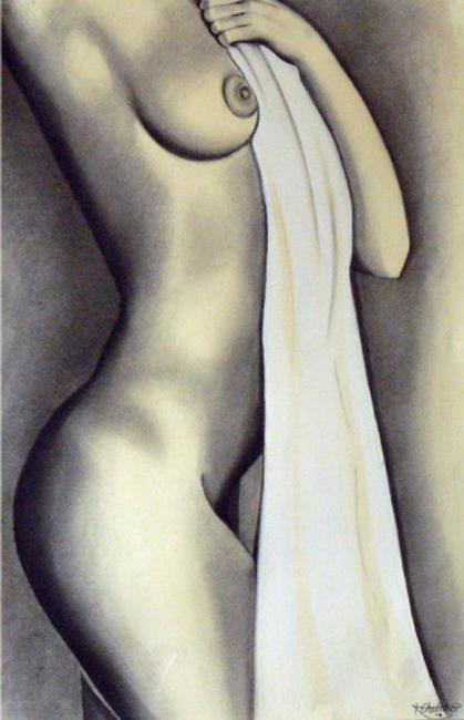 Art: THE ESSENCE by Artist Kate Challinor