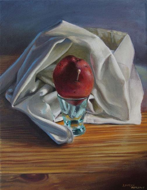 Art: Potato by Artist Lauren Cole Abrams