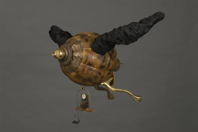 flying machine sculpture for - photo #13