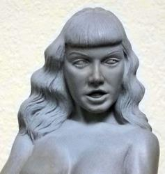 Art: Bettie 2 by Artist John Thompson