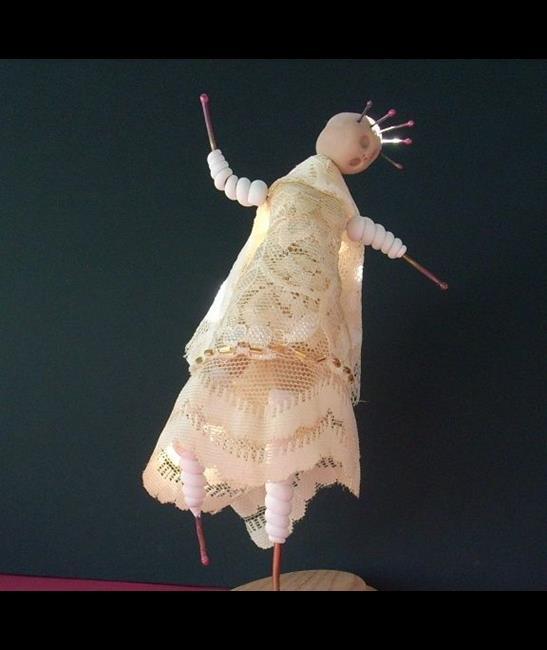 Art: Artful Dancer by Artist Sherry Key