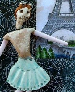 Detail Image for art La Danse Macabre