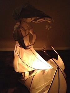 Detail Image for art Whispering Winds - Watson Girl
