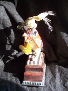 Detail Image for art The White Rabbit