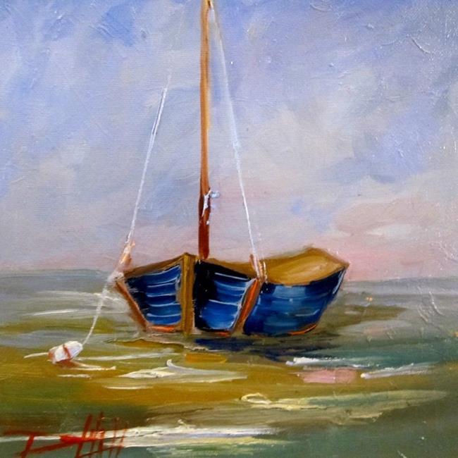 Art: Low Tide by Artist Delilah Smith