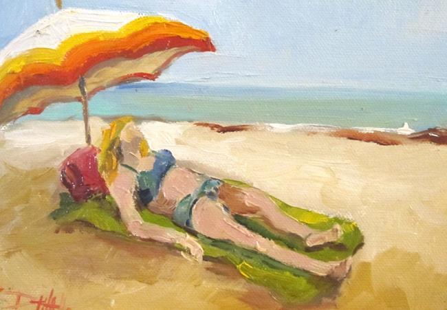 Art: Beach Diva No. 12 by Artist Delilah Smith