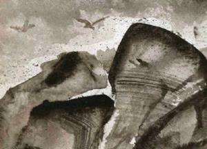 Detail Image for art Surf on Rocks