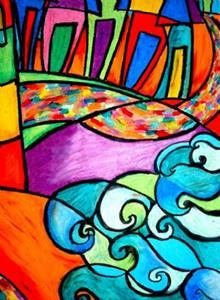 Detail Image for art Lighthouse #3
