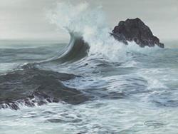 Art: Tidal Watch by Carol Thompson